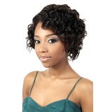 Motown Tress SIMPLE CAP SYNTHETIC WIG - SK-AKSENT