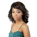 Motown Tress SIMPLE CAP SYNTHETIC WIG - SK-GUESS