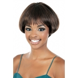Motown Tress SIMPLE CAP SYNTHETIC WIG - SK-JETT