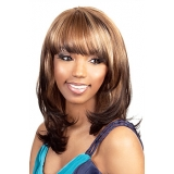 Motown Tress SIMPLE CAP SYNTHETIC WIG - SK-KRISTAL