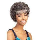 Motown Tress SIMPLE CAP SYNTHETIC WIG - SK-LINDA