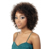Motown Tress SIMPLE CAP SYNTHETIC WIG - SK-REVO