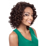 Motown Tress SIMPLE CAP SYNTHETIC WIG - SK-RUBIN