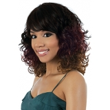 Motown Tress SIMPLE CAP SYNTHETIC WIG - SK-SAMI
