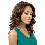 Motown Tress SIMPLE CAP SYNTHETIC WIG - SK-SISTER