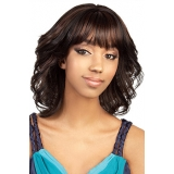 Motown Tress SIMPLE CAP SYNTHETIC WIG - SK-ZOEY
