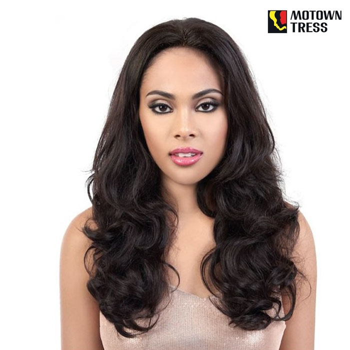 Motown Tress Persian 100 Virgin Remy 13x2 Swiss Lace