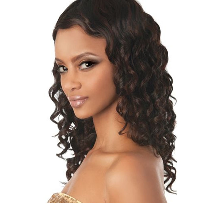 Motown Tress Ne1 Ripple Twist Weave Human Hair Nrtw 14