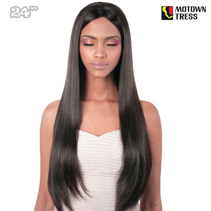 Motown Tress Ne1 Remy Alternative Wet Human Hair Weave 24 Nwnyb 24