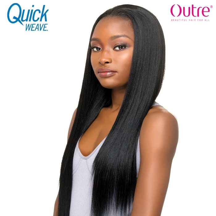 Outre Quick Weave Synthetic Hair Half Wig Brazilian Boutique