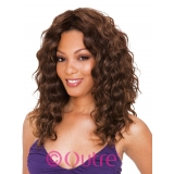Outre Human Hair Hawaiian Wave weaving 10 inch