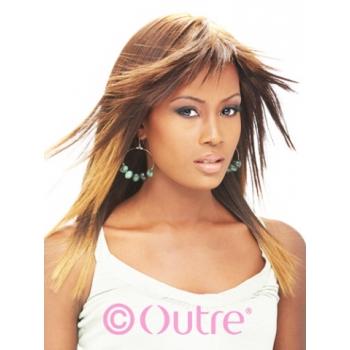 Outre Human Hair Premium New Yaki Bulk 22 inch