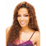 Outre Velvet Remi Human Hair French Wave weaving 14 inch