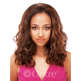 Outre Velvet Remi Human Hair Mirage weaving 12 inch