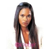 Velvet Remi Human Hair Yaki Weave 10 inch