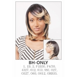 R&B Collection, Brazilian Human hair quality  half wig, BH-ONLY
