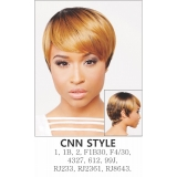R&B Collection R&B Collection Synthetic hair All Star Wives Style Wig CNN-Style