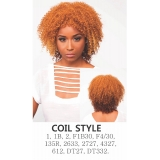 R&B Collection R&B Collection Synthetic hair All Star Wives Style Wig COIL-Style