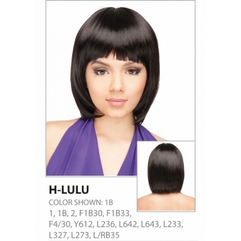 R&B Collection 21 Tress 100% HUMAN PREMIUM BLENDED Human hair wig H-LULU