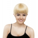 R&B Collection 21 Tress 100% HUMAN PREMIUM BLENDED Human hair wig H-MEL
