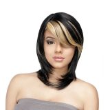 R&B Collection 21 Tress 100% HUMAN PREMIUM BLENDED Human hair wig H-TIFFANY