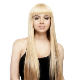 -R&B Collection 21 Tress 100% HUMAN PREMIUM BLENDED Human hair wig H-UBA