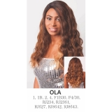 R&B Collection, Synthetic hair U-Shape Lace wig, OLA