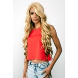 R&B Collection 21 Tress 100% HUMAN PREMIUM BLENDED Human hair wig H-DOLL