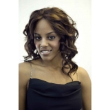 R&B Collection, Synthetic hair Magic Lace front wig, TOPAZ