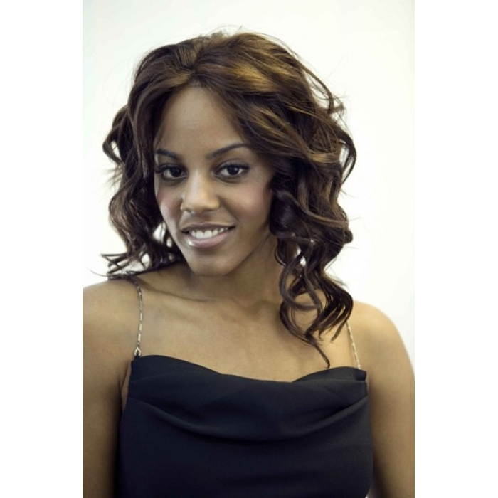 R Amp B Collection Synthetic Hair Magic Lace Front Wig Topaz