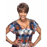 Vivica Fox, Synthetic Pure Stretch Cap Wig, AMY