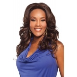 Vivica Fox, Synthetic Lace Front Wig, BRIGHT-V