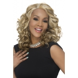 Vivica Fox, Synthetic Lace Front Wig, CANDI-V