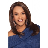 Vivica Fox, Synthetic Lace Front Wig, CELINE-V