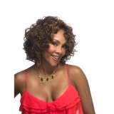 Vivica Fox, Synthetic Lace Front Wig, CHILLI-V