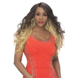 Vivica Fox, Synthetic Lace Front Wig, CORINNE