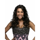 Vivica Fox, Remi Human Hair Lace Front Wig, EMBER