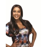 Vivica Fox, Synthetic Lace Front Wig, EMERALD-V