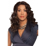 Vivica Fox, Synthetic Lace Front Wig, FERGIE-V