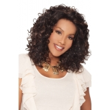 Vivica Fox, Synthetic Lace Front Wig, FOXY-V