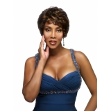 Vivica Fox, Synthetic Handmade Collections Wig, FRANCYNE-V