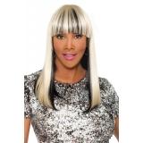 Vivica Fox Synthetic Stretch Cap Full Wig, FRIDAY-V