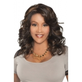 Vivica Fox, Synthetic Lace Front Wig, GOLDIE-V