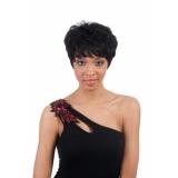 Vivica Fox, 100% Human Hair Pure Stretch Cap Wig, H338