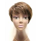 Vivica Fox, Human Hair Blend Pure Stretch Cap Wig, HN-MARS