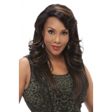 Vivica Fox, Synthetic Lace Front Wig, JENNIFER