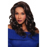 Vivica Fox, Synthetic Lace Front Wig, JESSIE-V