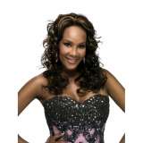 Vivica Fox, Synthetic Lace Front Wig, MHW13
