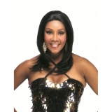 Vivica Fox, Remi Human Hair Lace Front Wig, MIRACLE
