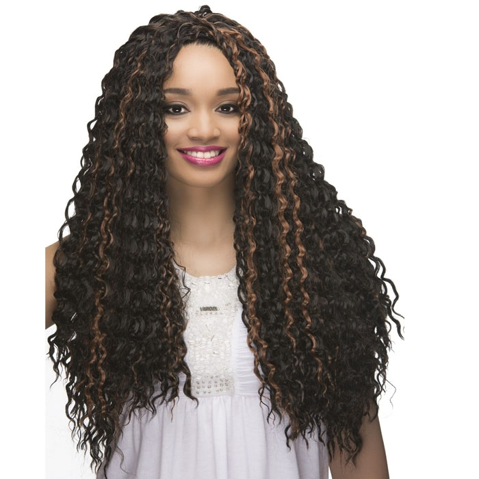 Vivica A Fox Soul Roots Deep Wave Hair Braid Ldwb22 V